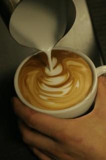 Barista-Latte Art